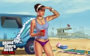 Artwork GTA Online - Beach Bump 01