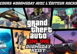 Rockstar Editor : Concours Braquage de la Fin du Monde