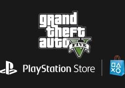 GTA V en tête des ventes sur PlayStation en août