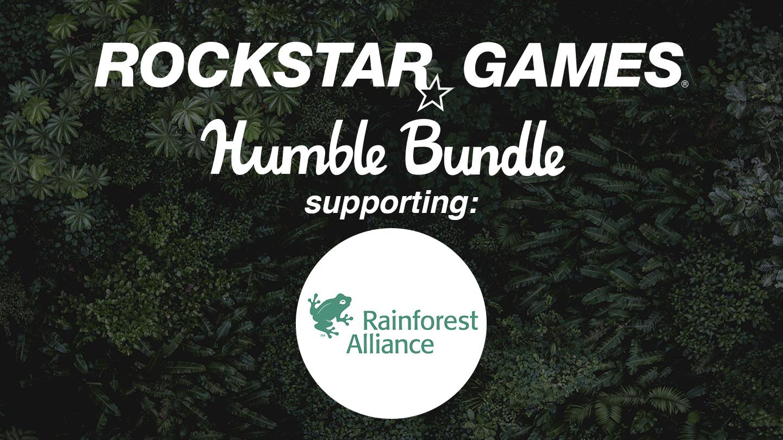 Rockstar Games Humble Bundle