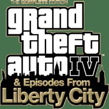 Logo Grand Theft Auto IV Complete Edition