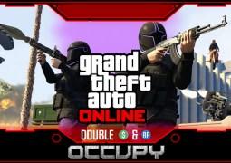 GTA Online Semaine Spéciale 13-20 Mars Prise d'Opposition