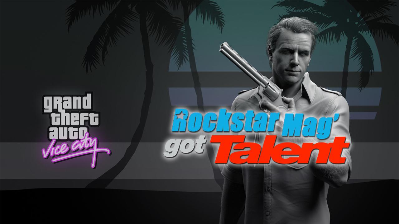 Rockstar Mag' Got Talent - Envoyez nous vos créations