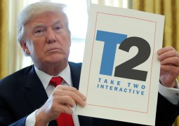 Take Two à la Maison-Blanche pour défendre le jeu vidéo !