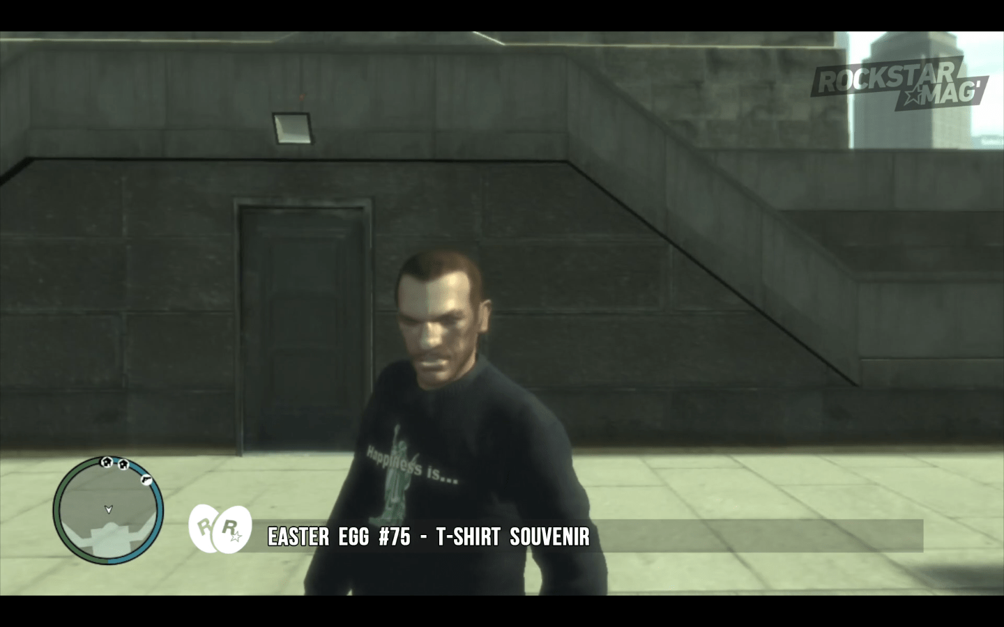 GTA IV - Easter Egg 75