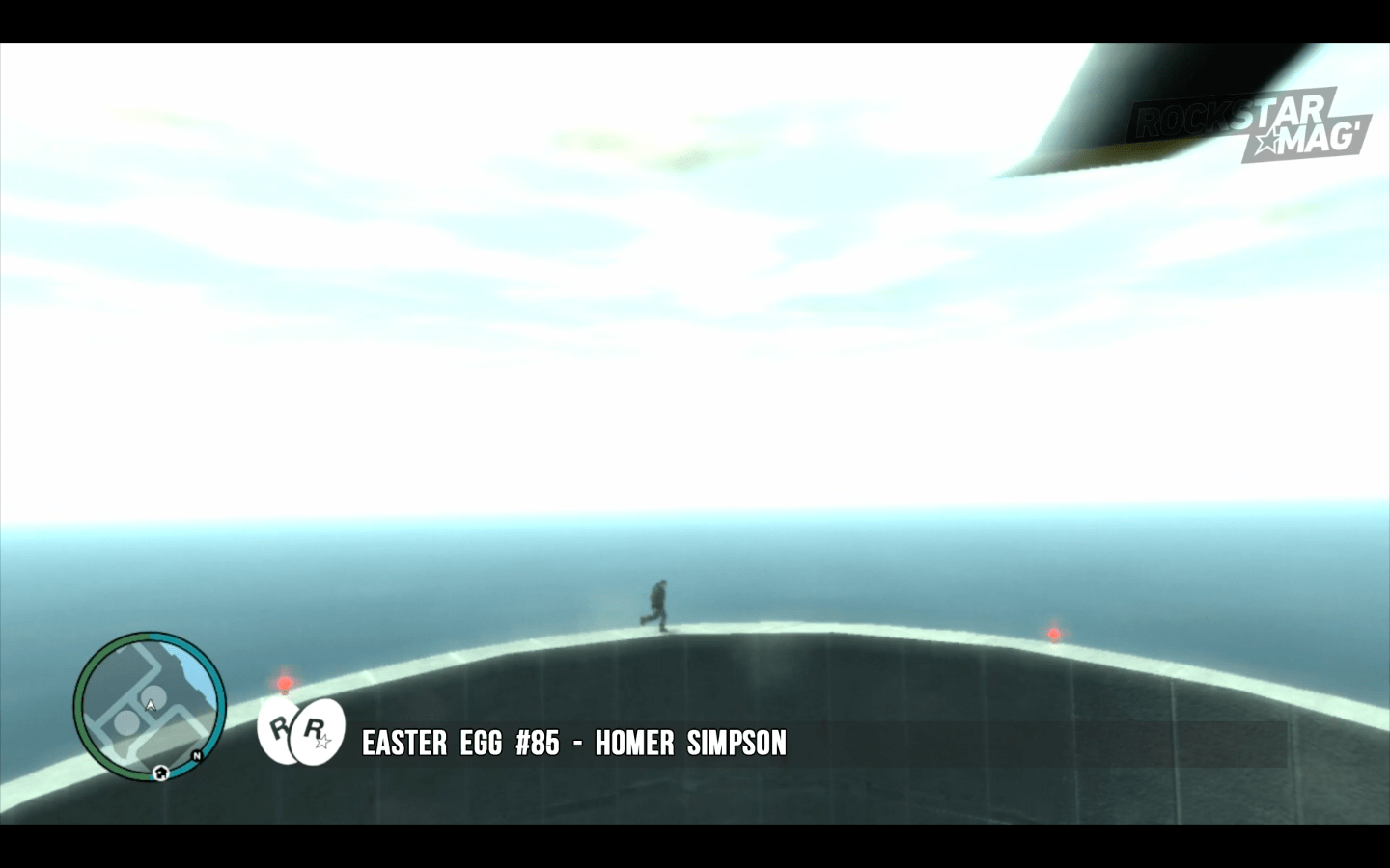 GTA IV - Easter Egg 85