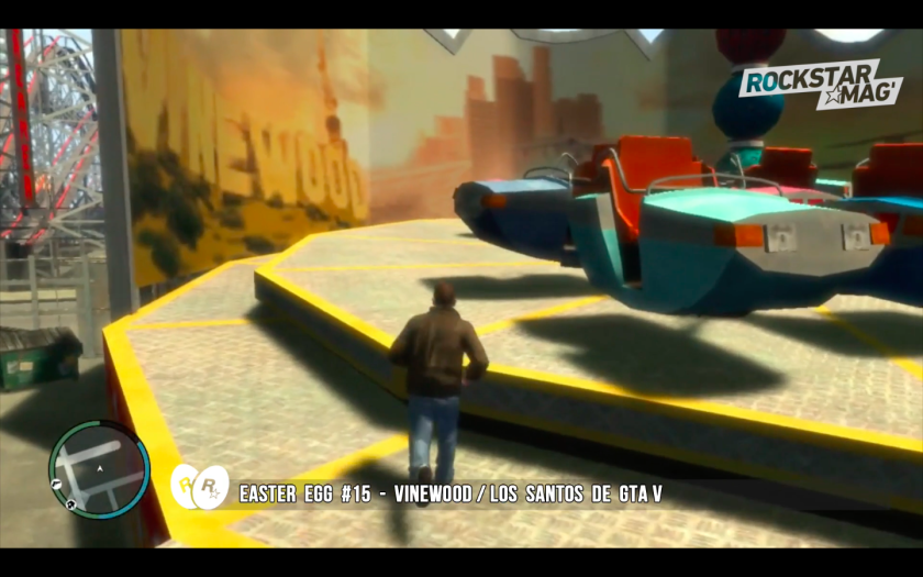 GTA IV - Easter Egg 15