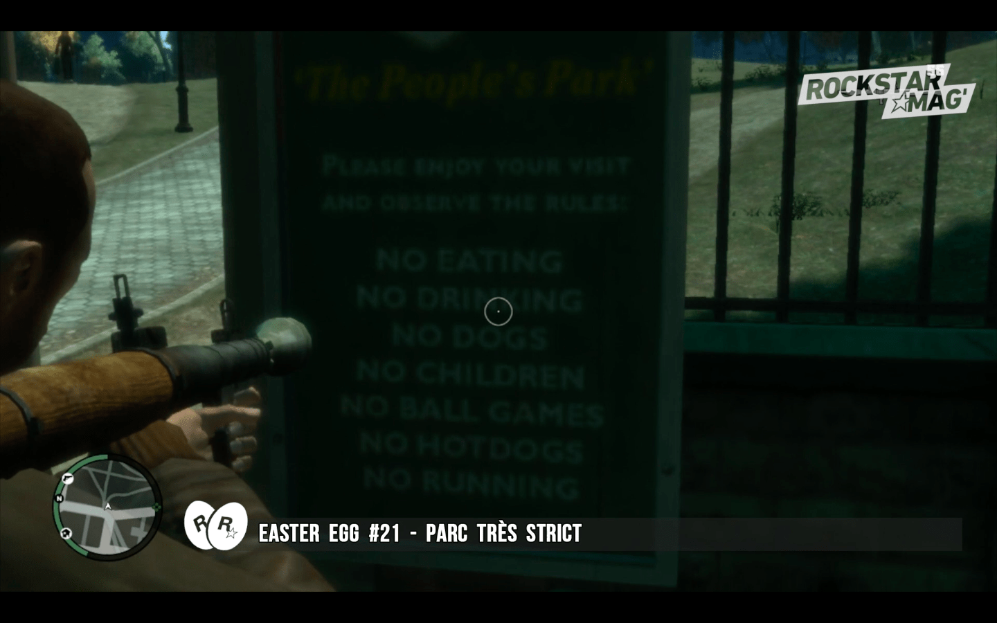 GTA IV - Easter Egg 21