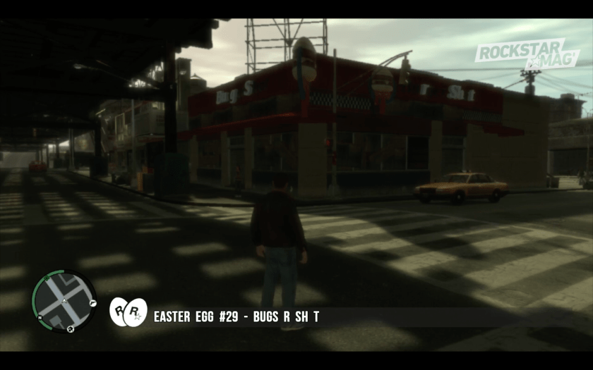GTA IV - Easter Egg 29