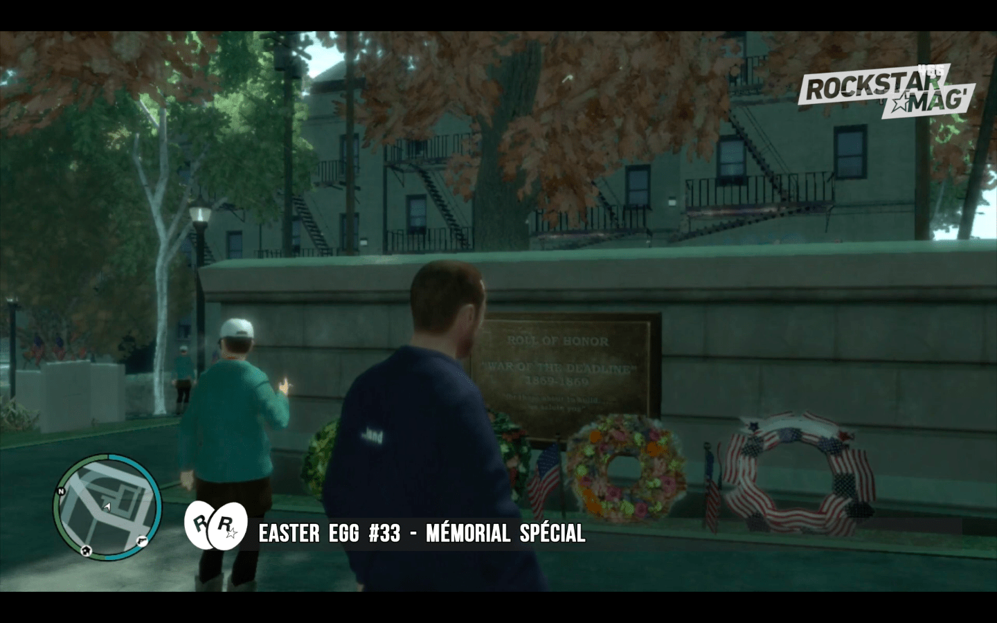 GTA IV - Easter Egg 33
