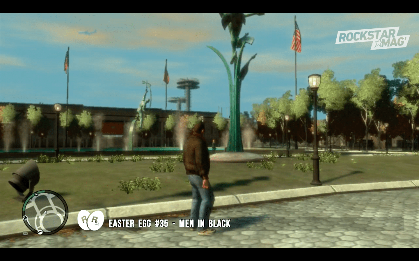 GTA IV - Easter Egg 35