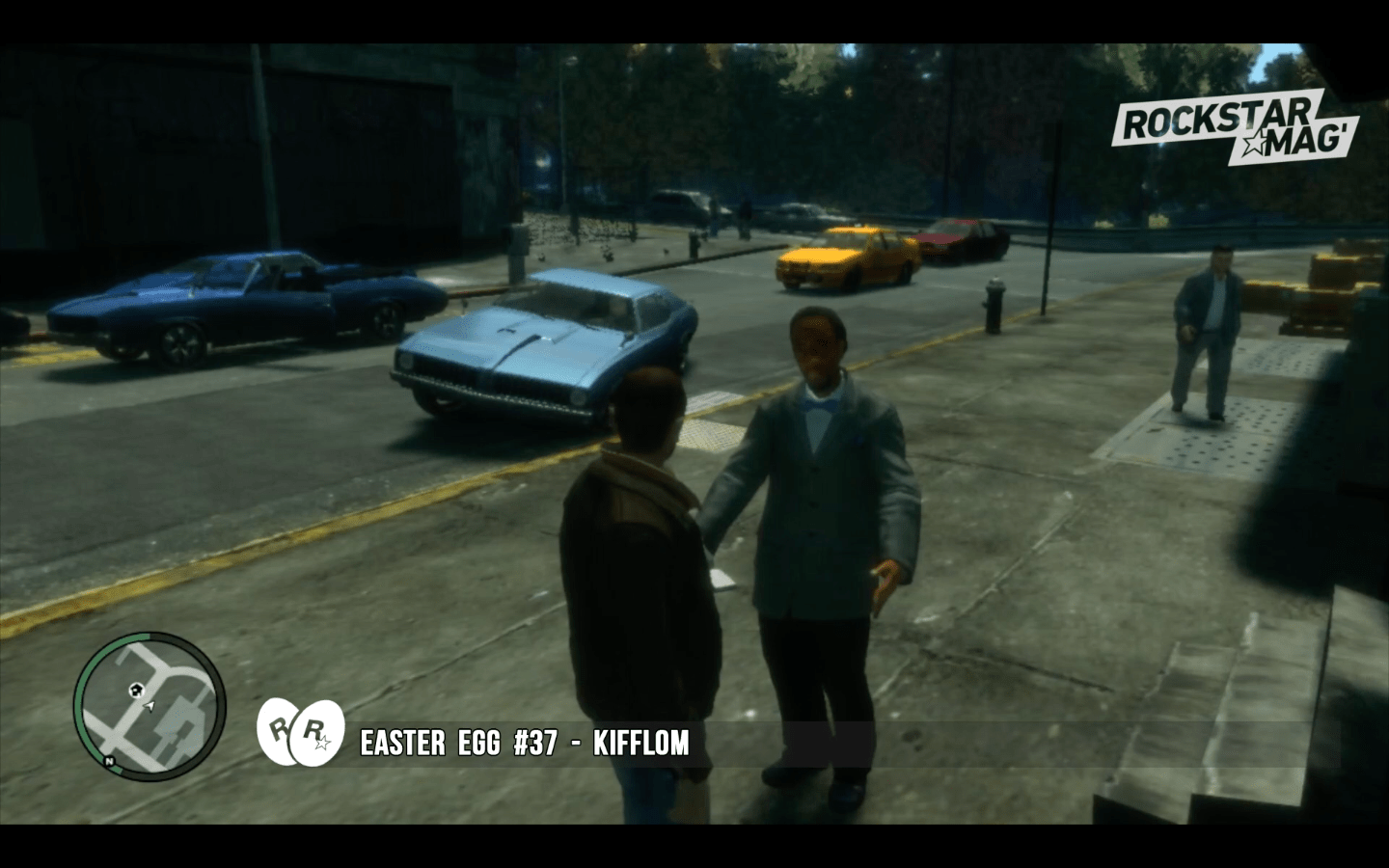 GTA IV - Easter Egg 37
