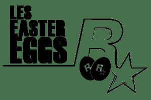 Logo Les Easter Eggs dans les Jeux Rockstar