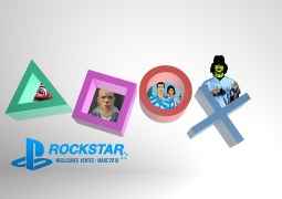 PSN : 7 jeux Rockstar dans les 10 meilleures ventes le mois dernier !