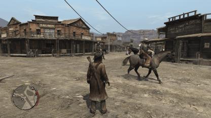 Red Dead Redemption 4K