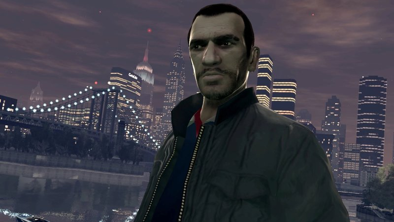 TOP 5 GTA IV - 01 Niko Bellic