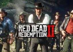 10 nouvelles images pour Red Dead Redemption II !