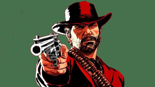 Red Dead Redemption II - Arthur Morgan Artwork