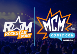 Rockstar Mag' sera au MCM London Comic-Con !