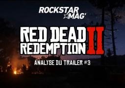 Analyse du troisième trailer de Red Dead Redemption II