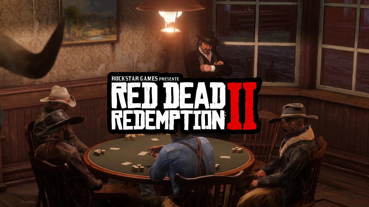 Dix nouvelles images inédites pour Red Dead Redemption II