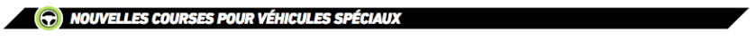 GTA Online Arrivée Courses Véhicules Spéciaux