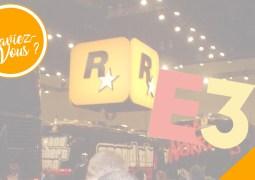 Le Saviez-Vous ? Le Conflit entre Rockstar et l'E3 !