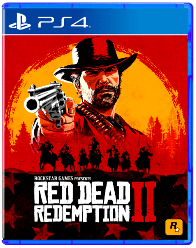Jaquette Red Dead Redemption II PS4