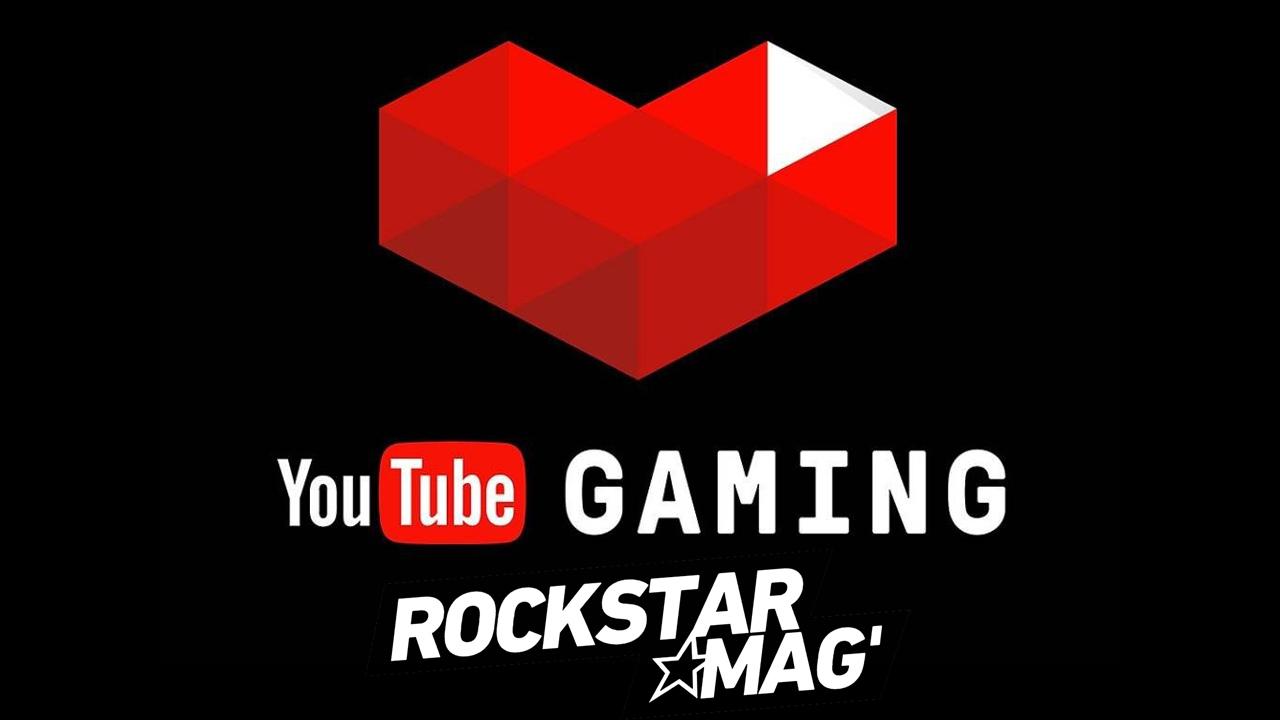 Rockstar Mag YouTube Gaming