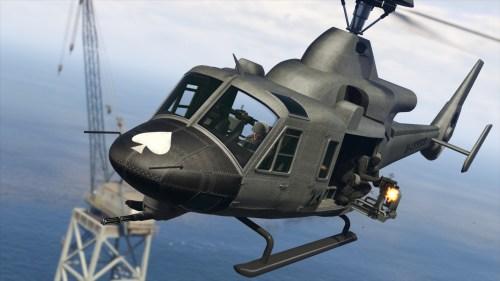 GTA Online Promotions Semaine du 19 Juin 2018 Akula
