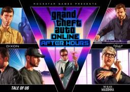 Voici les détails de GTA Online Nuits Blanches et Marché Noir