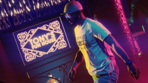 GTA Online Nuits Blanches et Marché Noir : T-Shirt Spécial