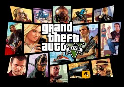Grand Theft Auto V sort des Charts Français !