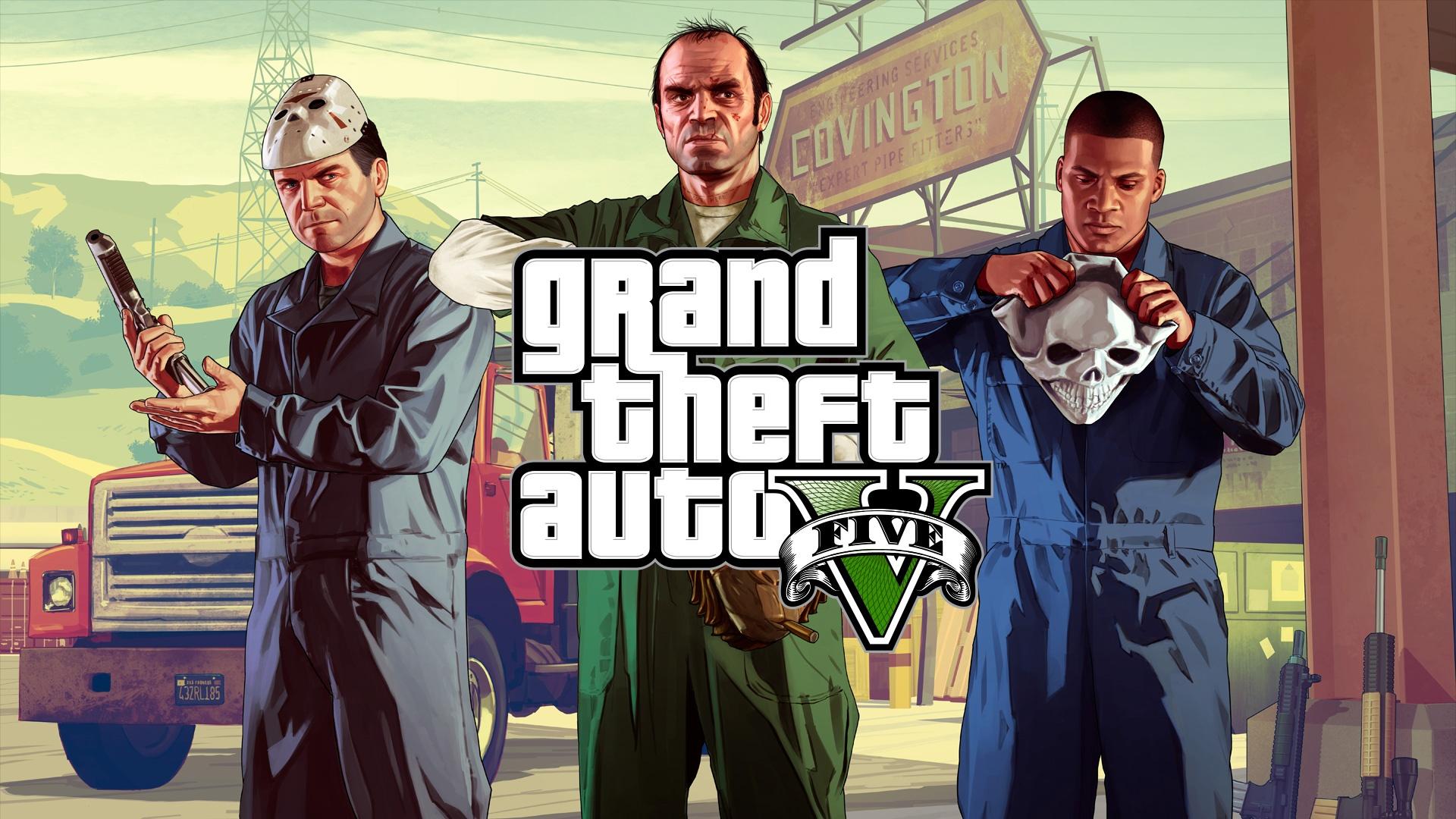 GTA V en tête des ventes sur PS4 en juillet 2018