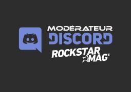 Rockstar Mag' est à la recherche de modérateurs Discord !