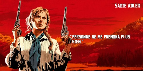 Artwork Red Dead Redemption II