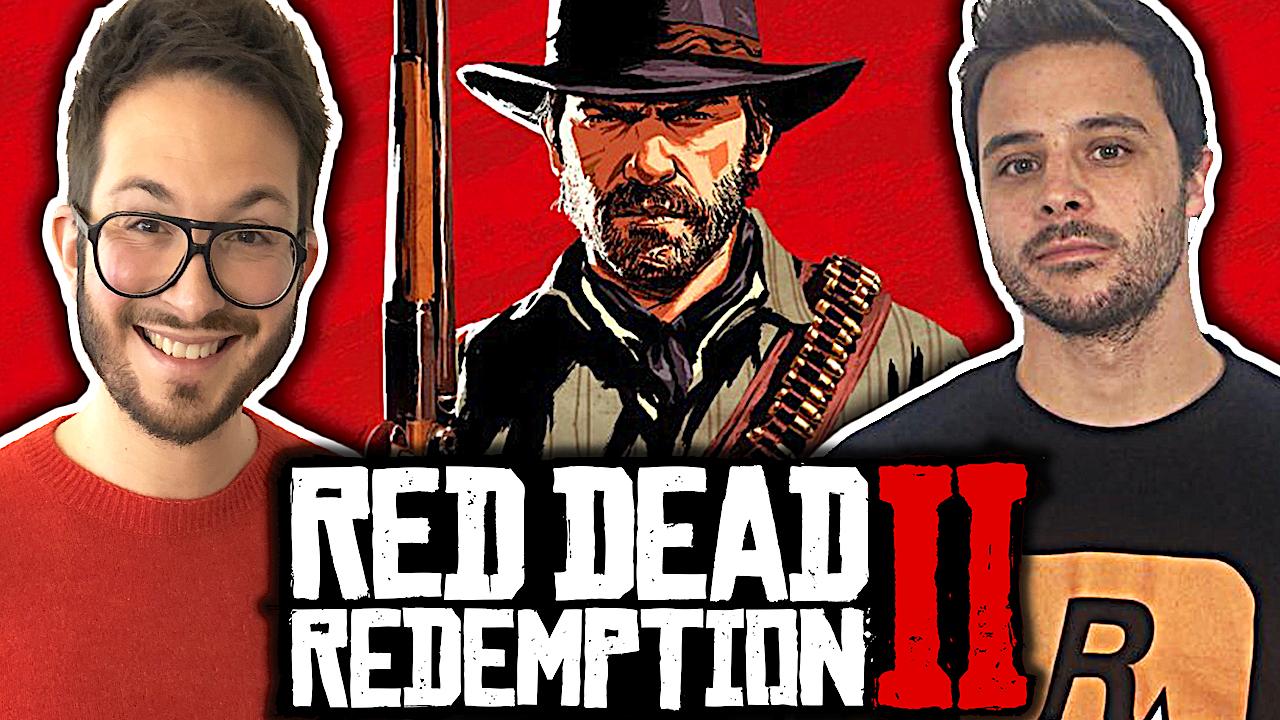 Recap Red Dead Redemption II avec Julien Chièze