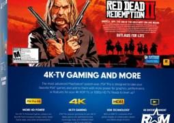 Du contenu sur Red Dead Online d'abord sur PlayStation confirmé sur les bundles PS4