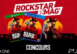 Concours – Un exemplaire de Red Dead Redemption II à gagner !