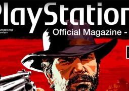 Red Dead Redemption II en couverture de PlayStation UK le mois prochain