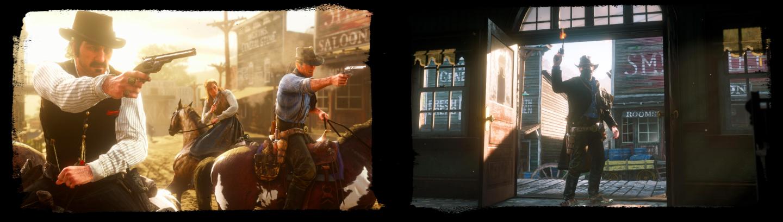 Red Dead Redemption II - Valentine