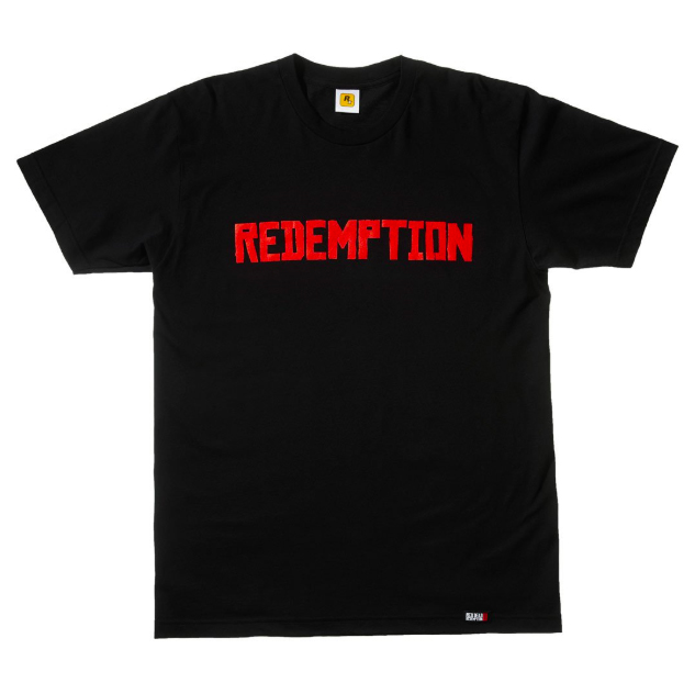 T-Shirt Red Dead Redemption II