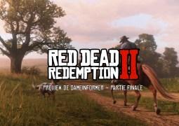 Nouvelle preview de Red Dead Redemption II dévoilée par GameInformer – Partie finale