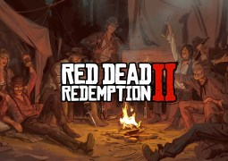 Une interview de Rob Nelson et de nouvelles illustrations de Red Dead Redemption II