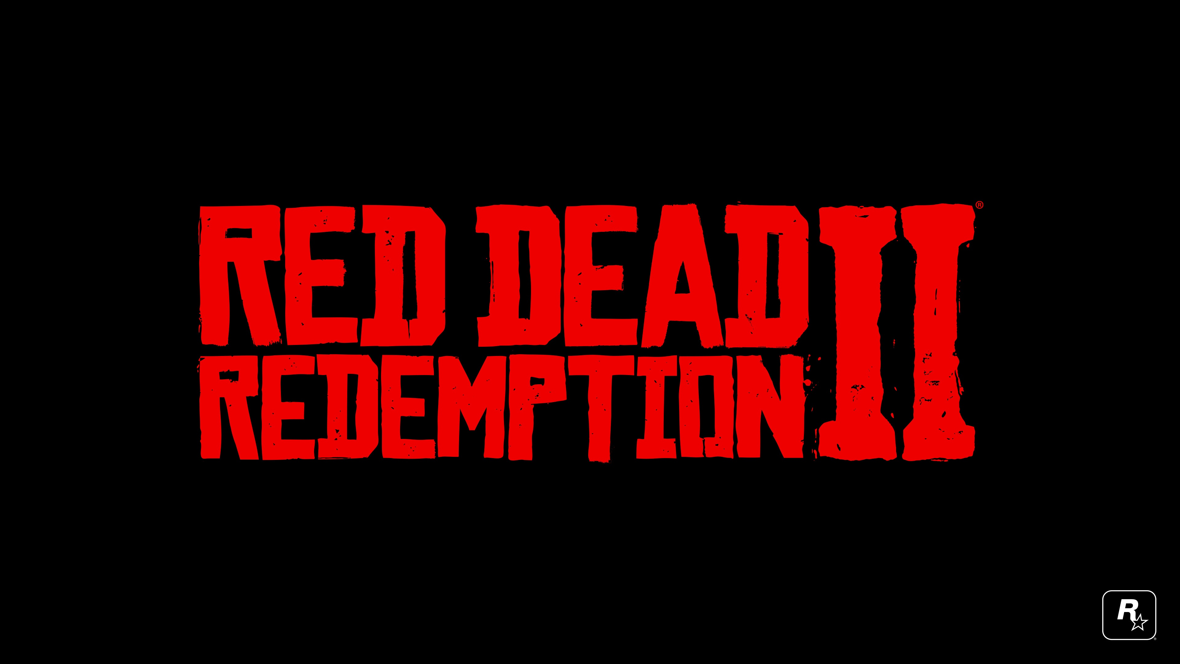 Logo Red Dead Redemption II