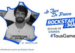 [DOCUMENTAIRE] Le Tour de France # TousGamers – Damien
