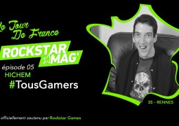 [DOCUMENTAIRE] Le Tour de France # TousGamers – Hichem (DJ H)