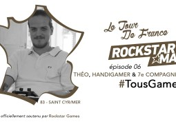 [DOCUMENTAIRE] Le Tour de France # TousGamers – Théo & HandiGamer