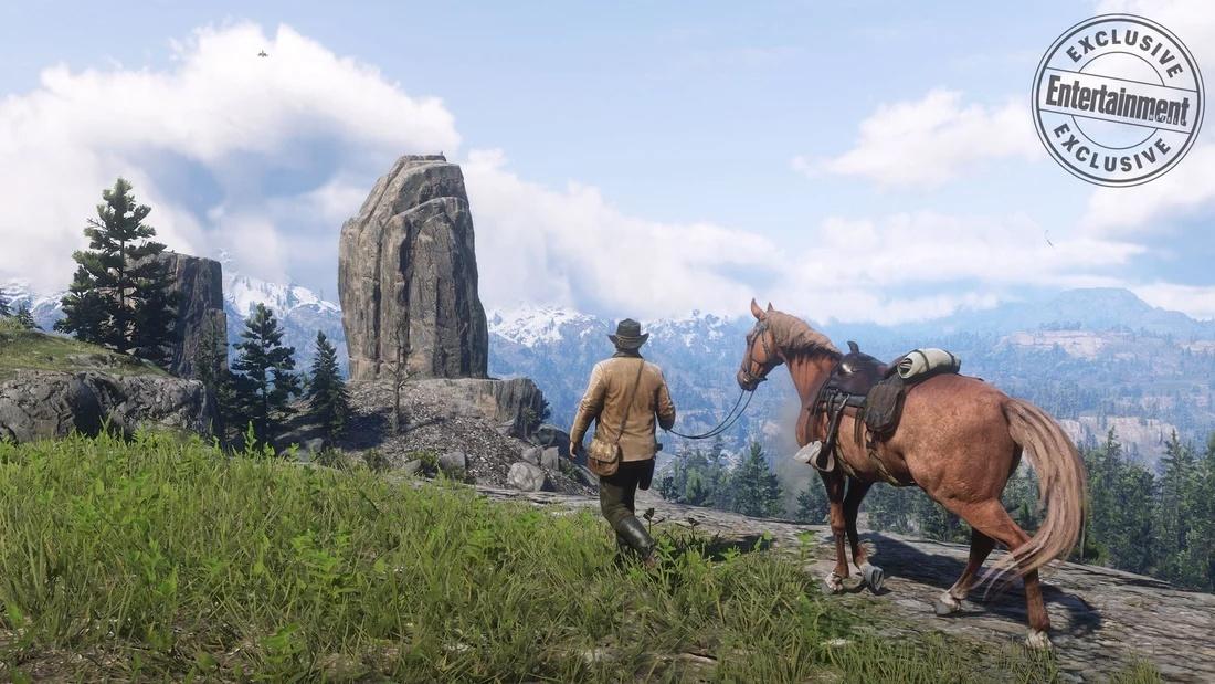 Nouvelle Image Red Dead Redemption II du 22 Octobre