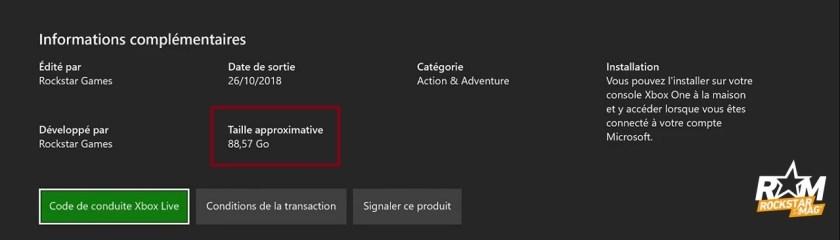 poids-Xbox-RDRII